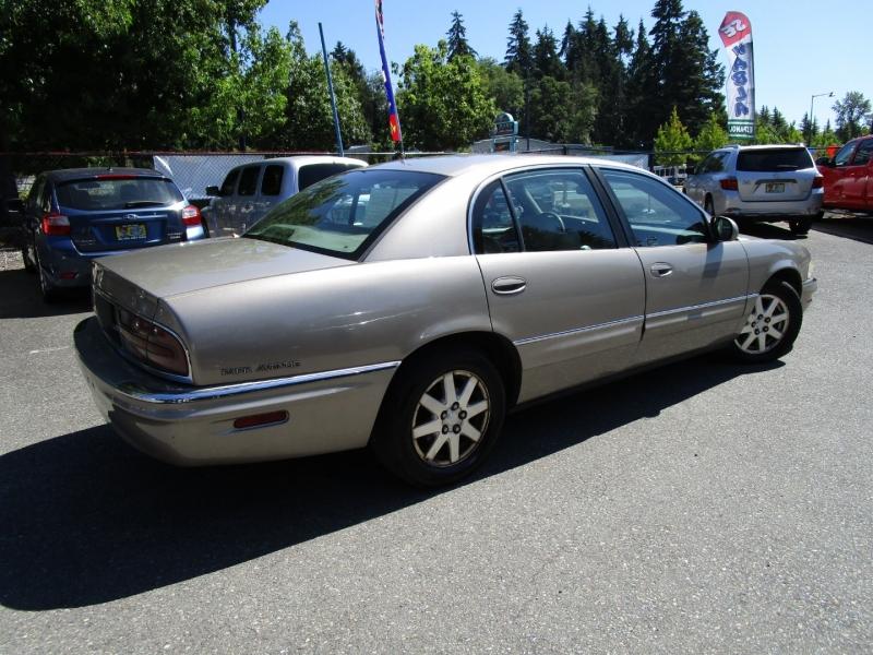 Buick Park Avenue 2004 price $3,785