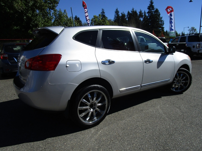Nissan Rogue 2012 price $7,985