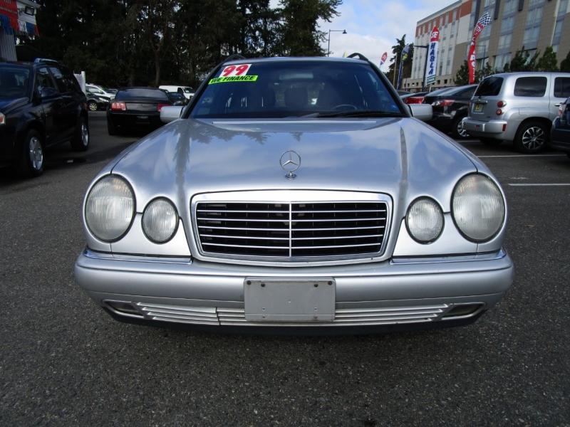 Mercedes-Benz E-Class 1999 price $2,285