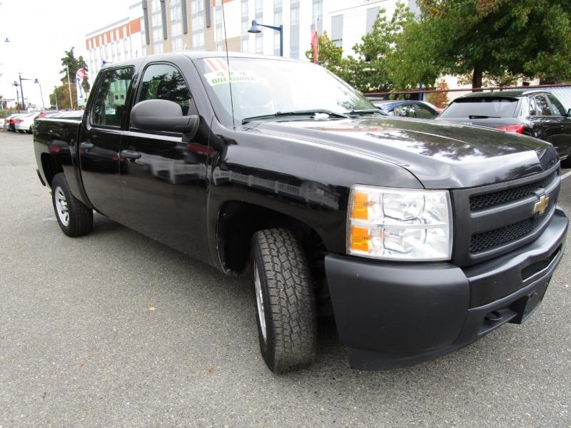 Chevrolet Silverado 1500 2011 price $12,985