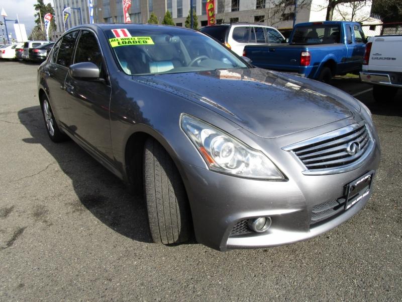 Infiniti G37 Sedan 2011 price $10,285