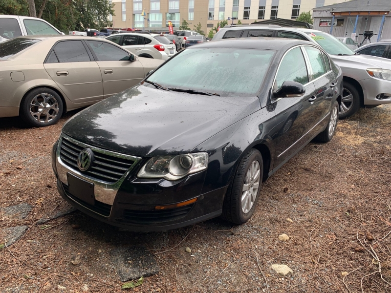 Volkswagen Passat Sedan 2008 price $1,985