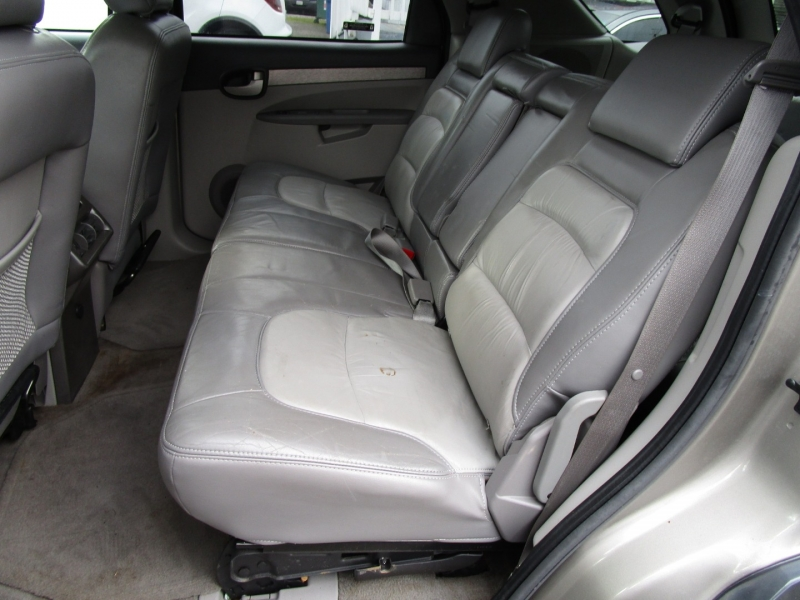 Buick Rendezvous 2002 price $4,985