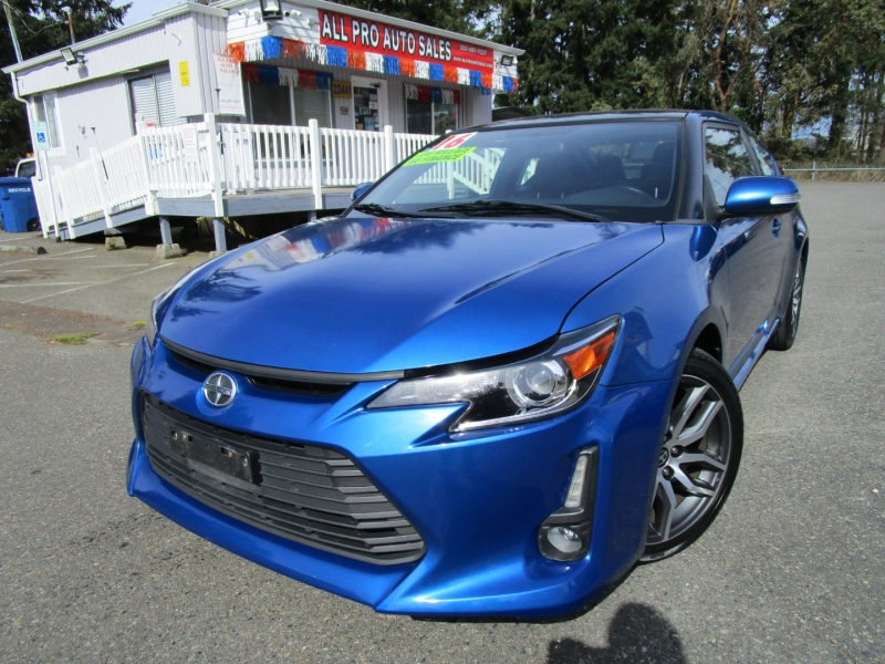 Scion tC 2016 price $16,485