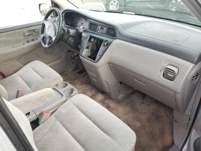 Honda Odyssey 2001 price $1,995
