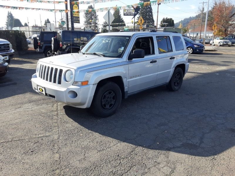 Jeep Patriot 2008 price $5,995