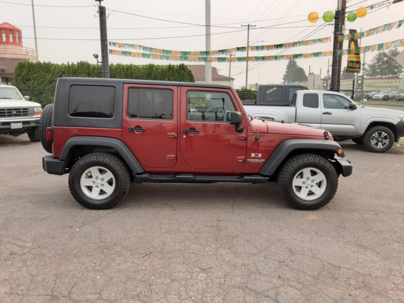 Jeep Wrangler 2008 price $16,995