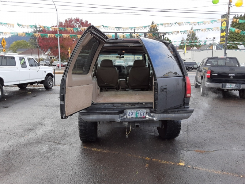 GMC Yukon 1999 price $4,995