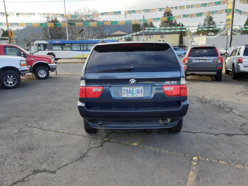 BMW X5 2006 price $6,495