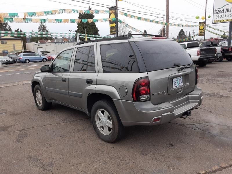 Chevrolet TrailBlazer 2005 price $1,550