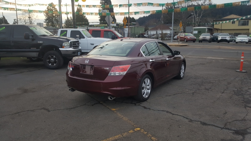 Honda Accord 2009 price $8,995