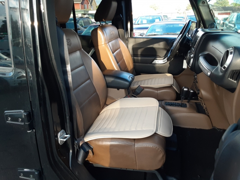 Jeep Wrangler Unlimited 2011 price $16,995