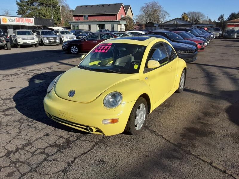 Volkswagen New Beetle 2000 price $0