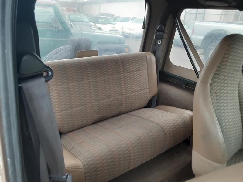Jeep Wrangler 1999 price $9,995