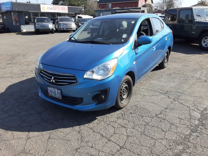 Mitsubishi Mirage 2017 price $6,995
