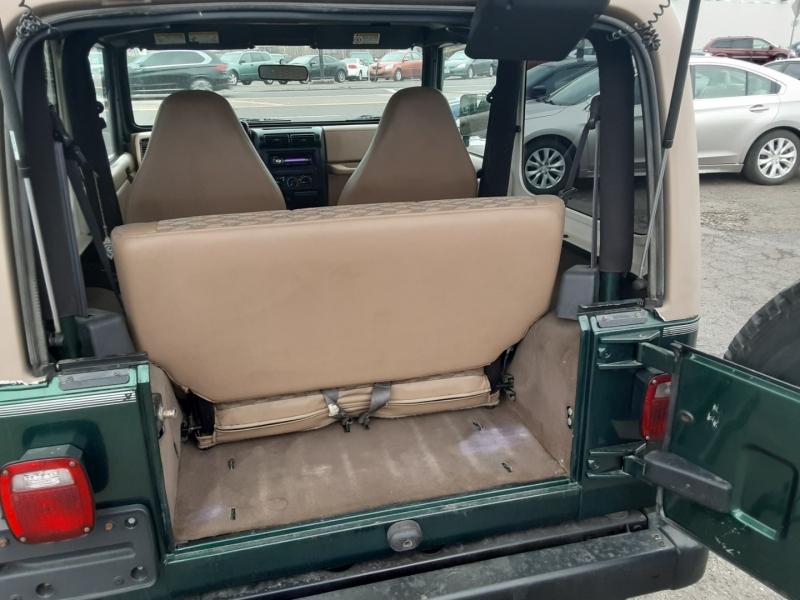 Jeep Wrangler 2000 price $9,995