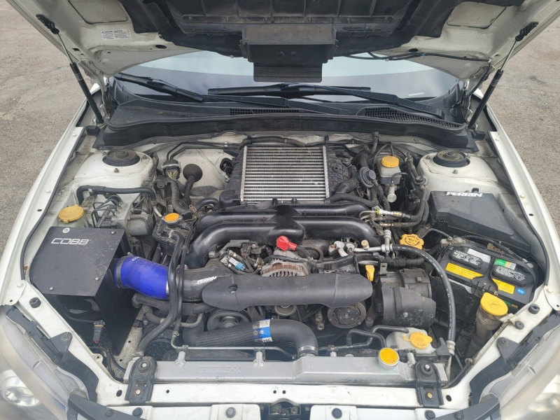 Subaru Impreza Sedan WRX 2009 price $10,888
