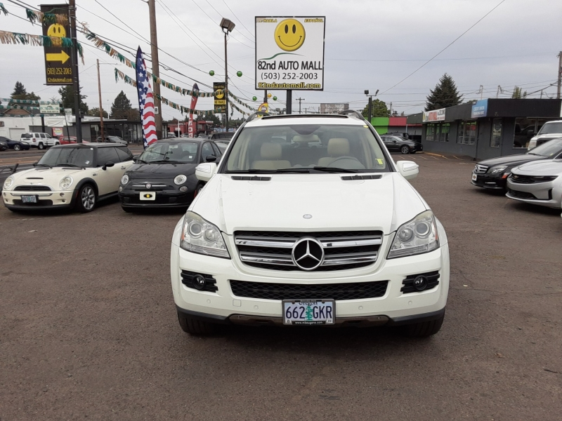 Mercedes-Benz GL-Class 2009 price $15,995