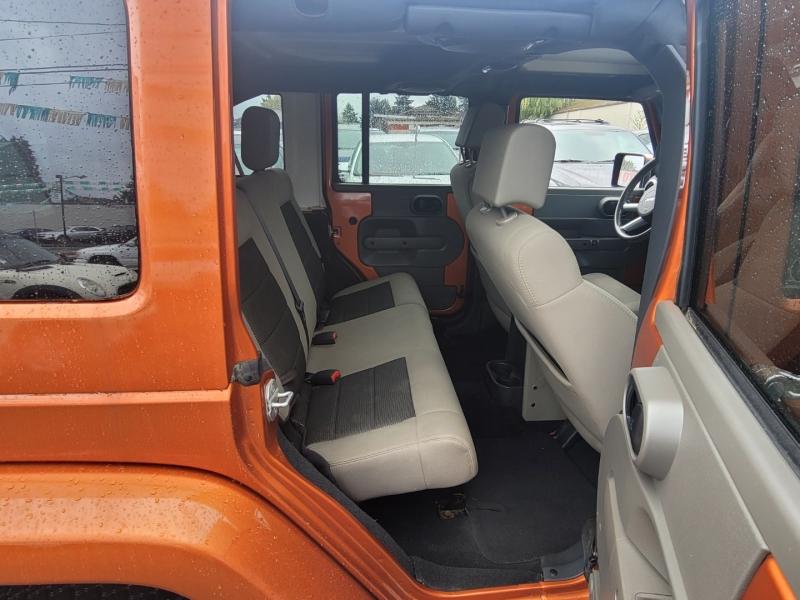 Jeep Wrangler Unlimited 2010 price $23,995
