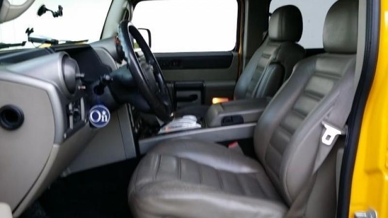 Hummer H2 2003 price $23,777