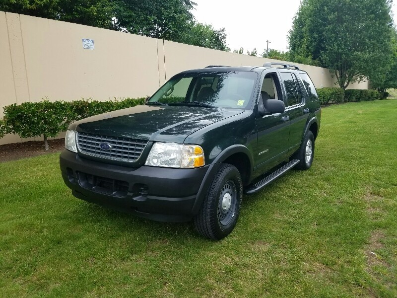 Ford Explorer 2002 price $1,995