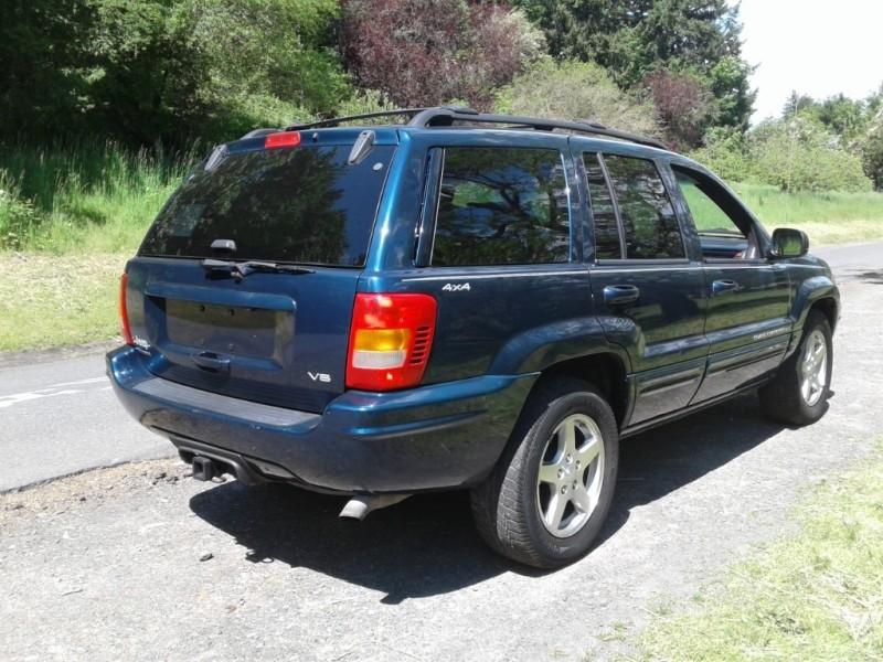 Jeep Grand Cherokee 1999 price $1,995