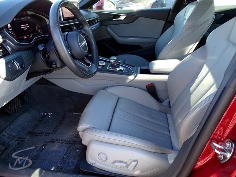 Audi A5 2018 price $28,900