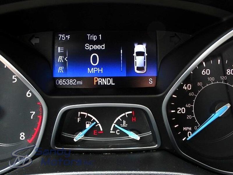 Ford Focus 2018 price $12,500