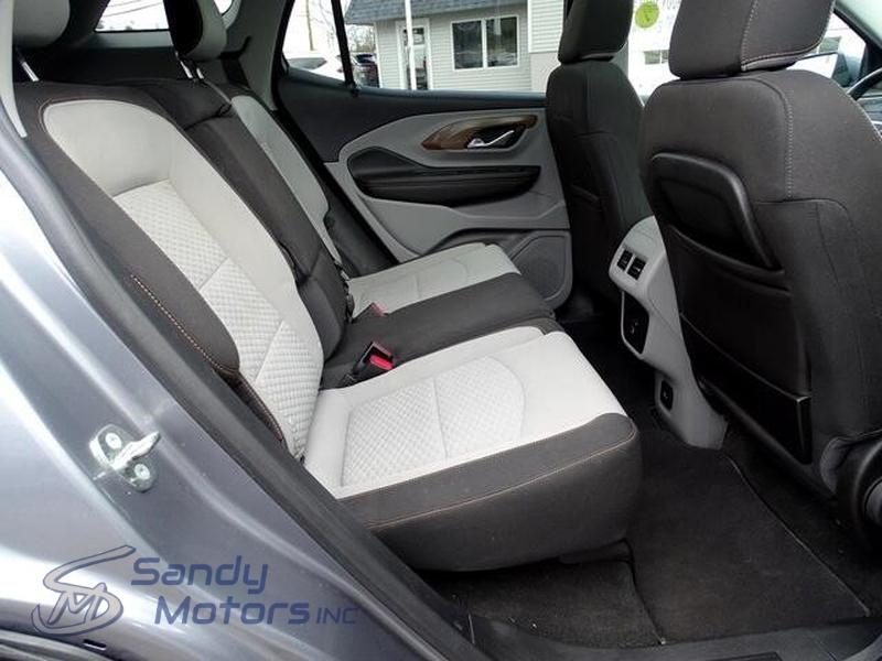 GMC Terrain 2018 price $22,900