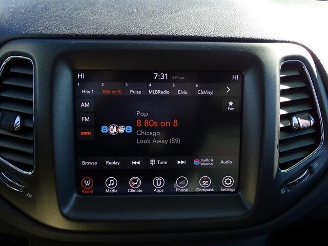 Jeep Compass 2017 price $18,900