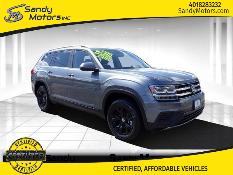 Volkswagen Atlas 2018 price $25,900
