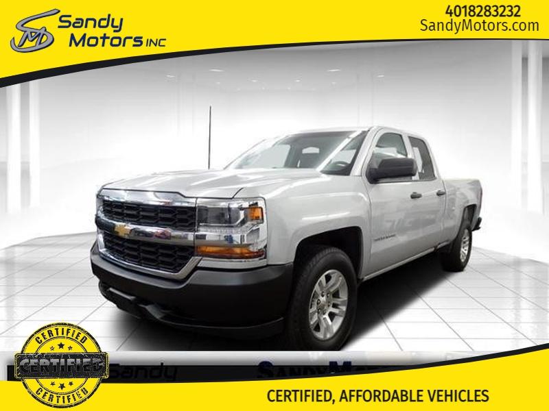 Chevrolet Silverado 1500 2018 price $24,900