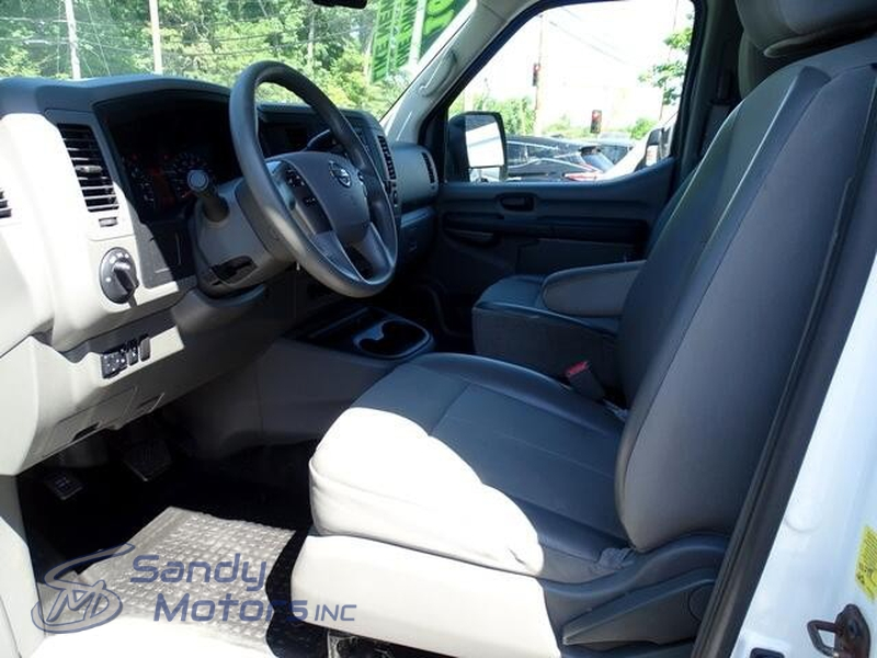 Nissan NV Cargo 2016 price $19,900