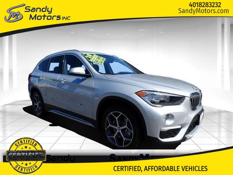 BMW X1 2018 price $24,900