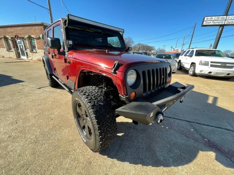 Jeep Wrangler 2007 price $13,277 Cash