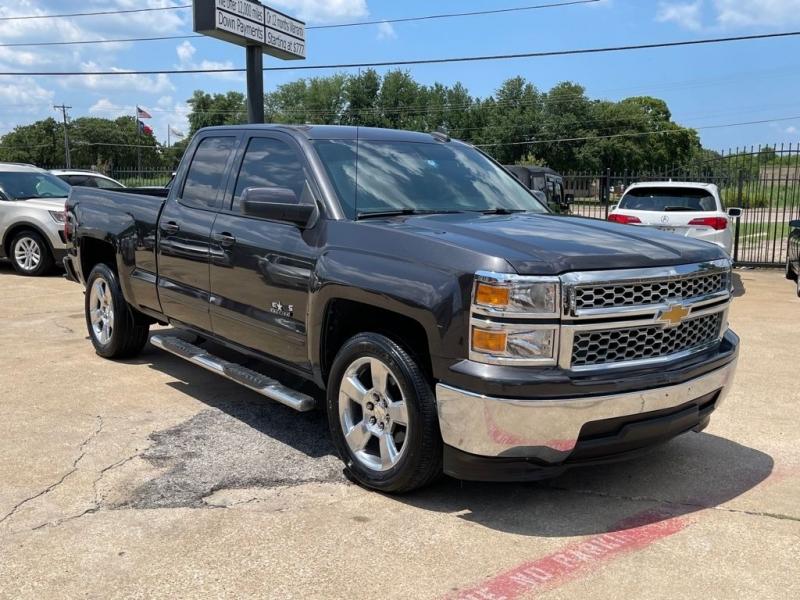 Chevrolet Silverado 1500 2015 price $21,777