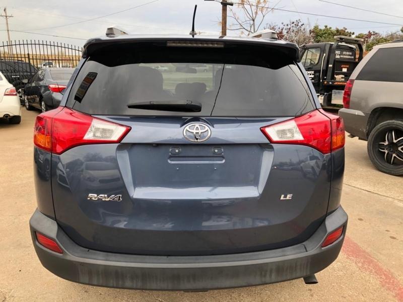 Toyota RAV4 2013 price $13,577