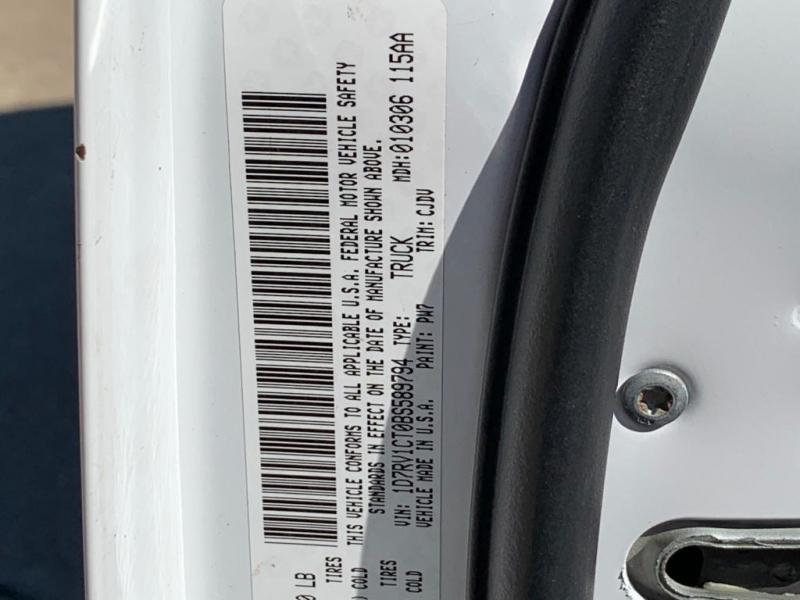 RAM 1500 2011 price $14,877 Cash