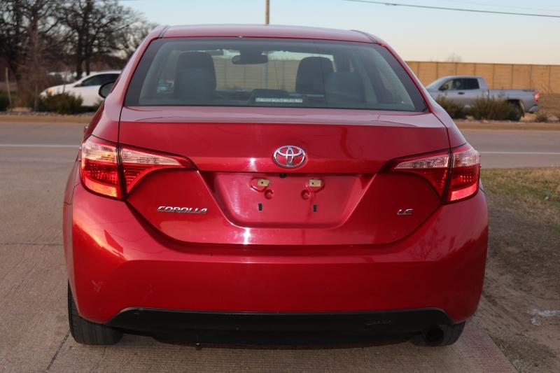 Toyota Corolla 2018 price $11,777 Cash
