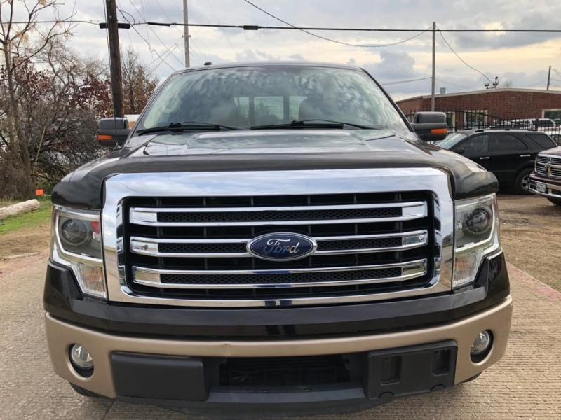 Ford F-150 2013 price $18,577 Cash