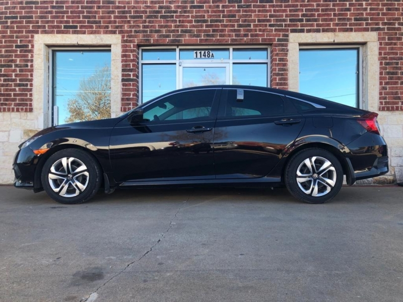 Honda Civic Sedan 2017 price $13,977 Cash