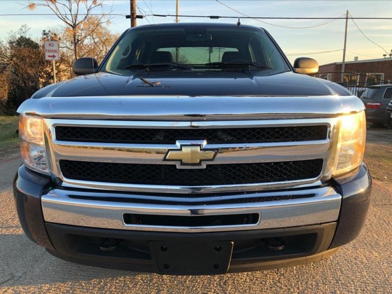 Chevrolet Silverado 1500 2010 price $13,577