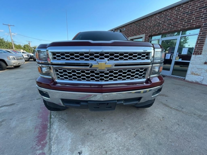 Chevrolet Silverado 1500 2015 price $25,977