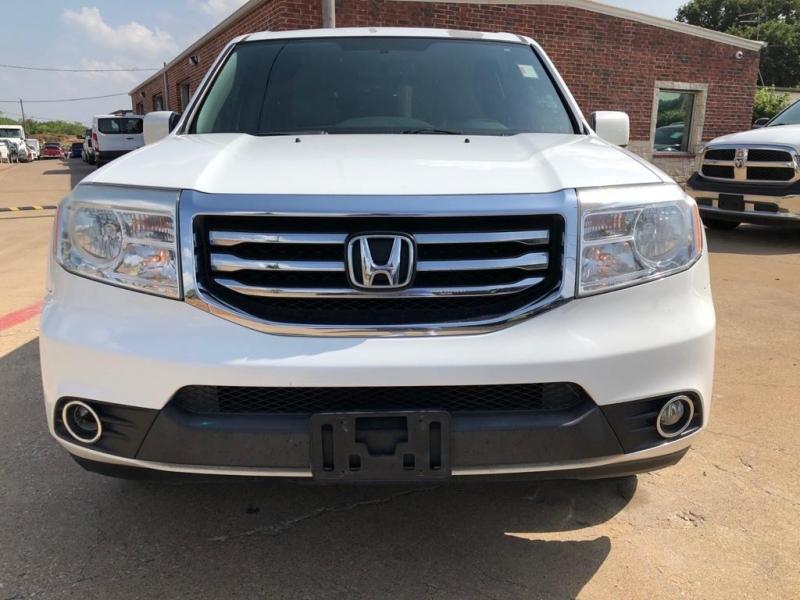 Honda Pilot 2014 price $11,977