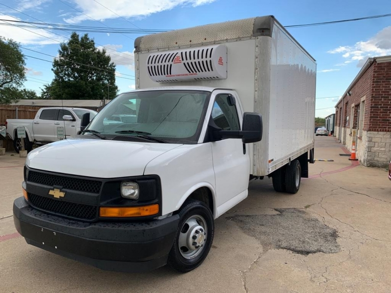 Chevrolet Express Commercial Cutaway 2017 price $17,277