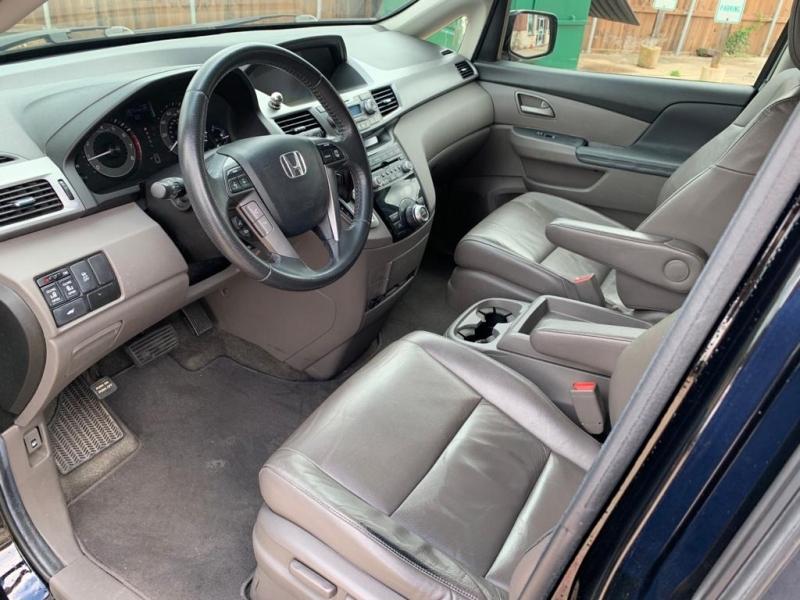 Honda Odyssey 2012 price $9,977