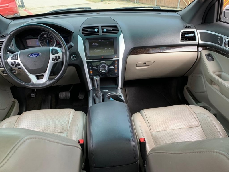 Ford Explorer 2013 price $12,577