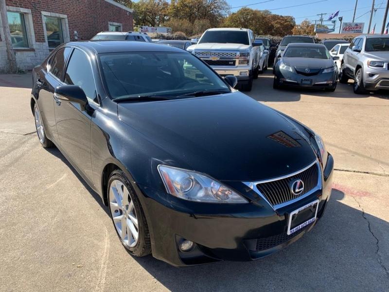 Lexus IS 250 2011 price $11,577
