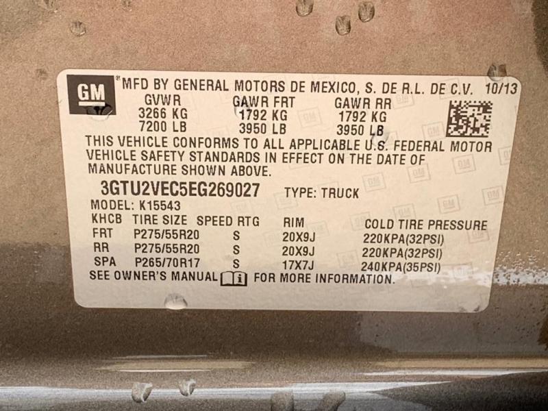 GMC Sierra 1500 2014 price $24,977