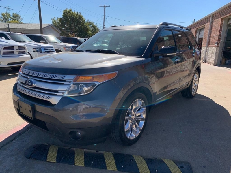 Ford Explorer 2015 price $14,577